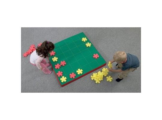 Piškvorky-dáma hrací deska