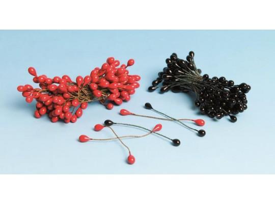 Pestíky - červené (50ks)