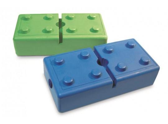 Bloky na tyče a obruče-sada