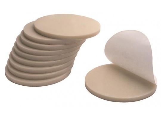 Linoryt - destičky kolečka                                                                                                                                                                                                                          (10ks)