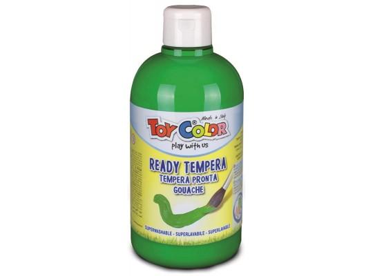 Barva temperová Toy Color-zelená 250ml