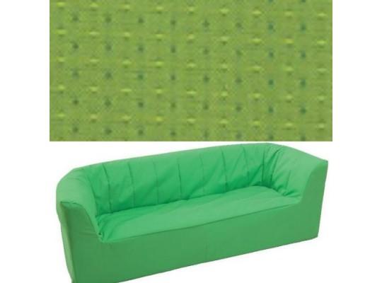 Trojkřeslo Ramon - světle zelená