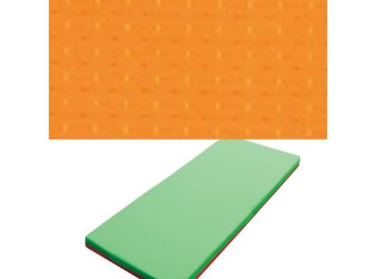 Matrace VELKÁ - Ramon - oranžová