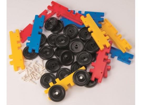 Stavebnice Blok-kola