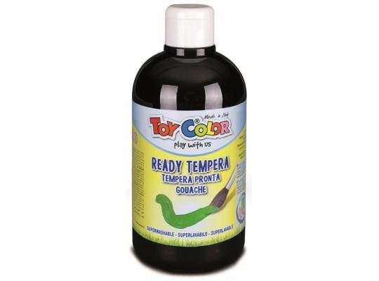 Barva temperová Toy Color-černá 250ml