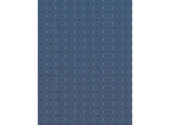Látka ramon-potahová-modrá tmavá
