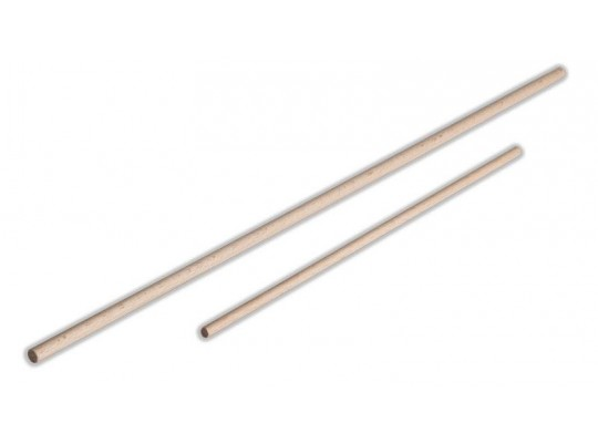 Hůlka dřevěná-dlouhá