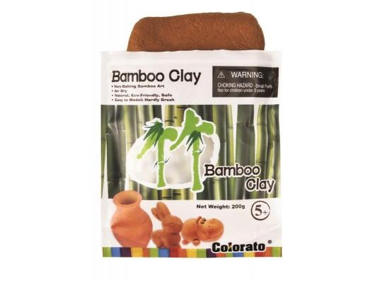 Modelína bambusová