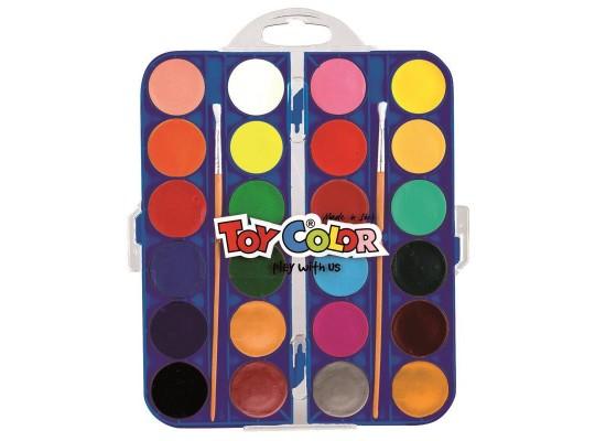 Vodovky Toy Color-24 barev