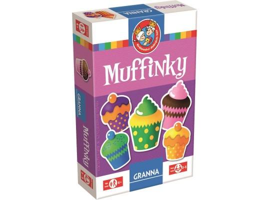 Muffinky-hra desková