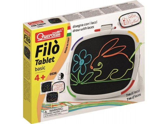 Filo tablet vyšívání-Quercetti