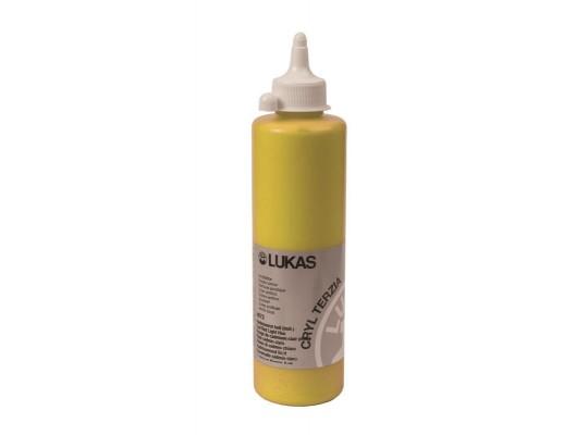 Barva akrylová 500ml-žlutá