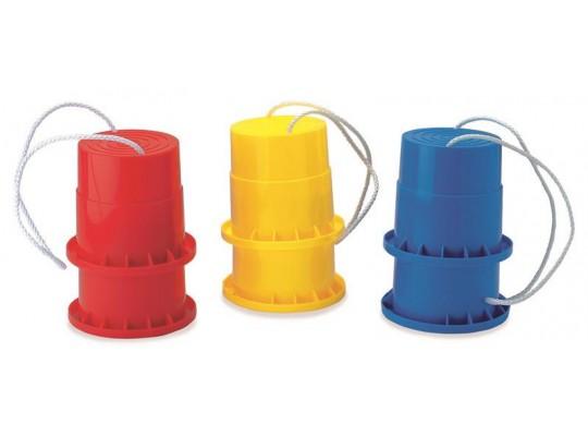 Chůdy kbelíkové dětské