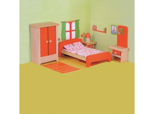 Nábytek do domečku - Ložnice