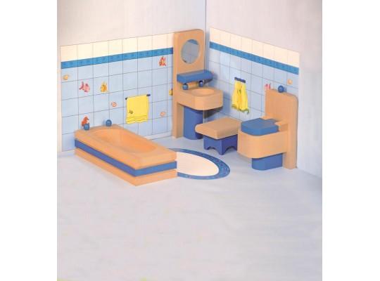 Nábytek do domečku - Koupelna