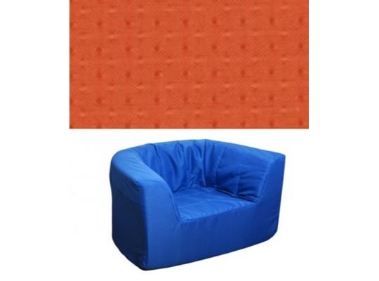 Křeslo Ramon - tmavě oranžová