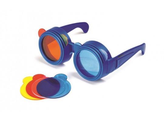 Brýle pro míchání barev
