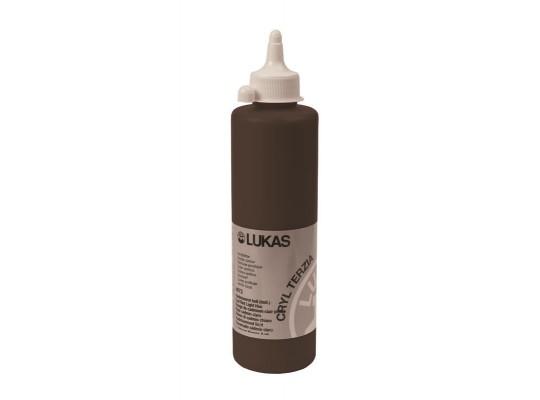 Barva akrylová 500ml-černá