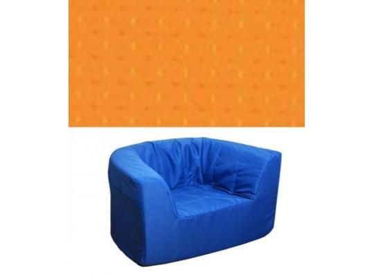 Křeslo Ramon - světle oranžová