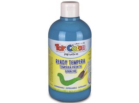 Barva temperová Toy Color 250ml-modrá