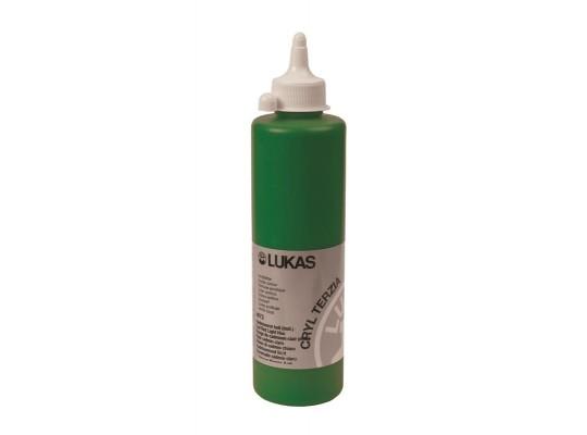 Barva akrylová 500ml-zelená