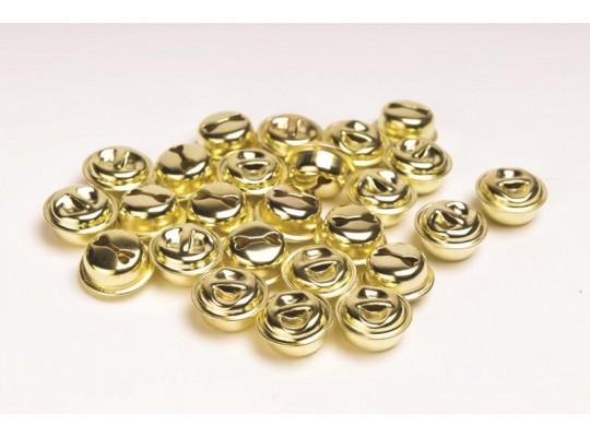 Rolničky zlaté zploštělé (25ks)
