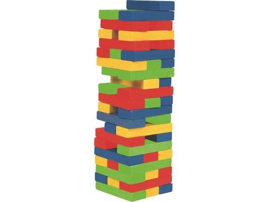 Věž barevná-Tony
