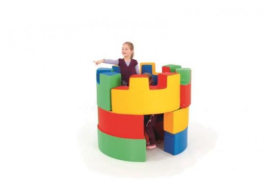 Stavebnice Hradní věž - 11 dílů