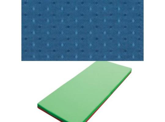 Matrace VELKÁ - Ramon - tmavě modrá