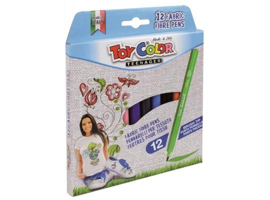 Fixy textilní Toy Color-sada-velká