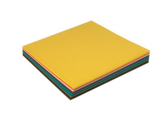 Tónpapír 10x10cm (100ks)