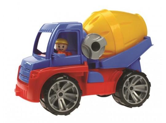 Auto dětské-Truxx-míchačka