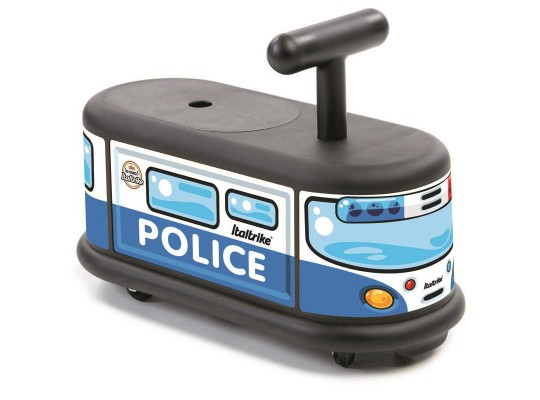 Odstrkovadlo La Cosa-policie