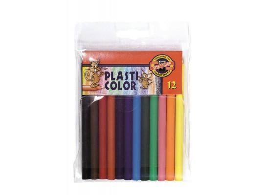 Pastelky Plasticolor