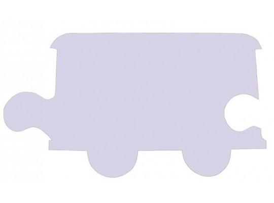 Vagón z lepenky