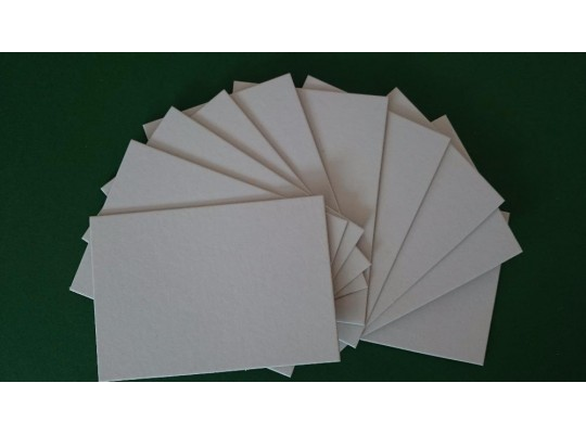 Karty z lepenky