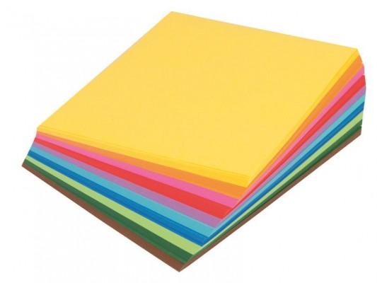 Cvičný papír čtverec (500ks)