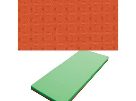 Matrace VELKÁ - Ramon - tmavě oranžová