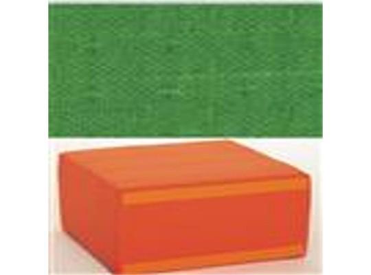 Sedací souprava velká - čtvercová část bez opěradla - Ramon tmavě zelená