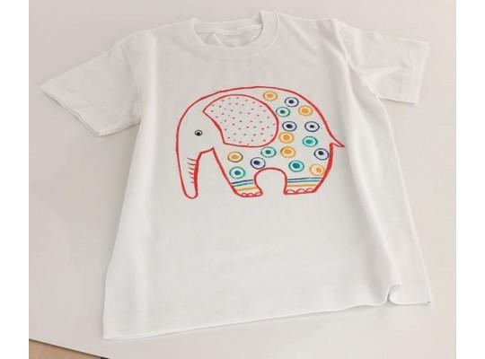 Tričko bílé-XL