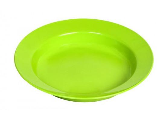 Nádobí Valon talíř hluboký-zelený