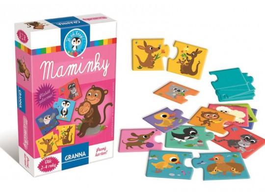 Maminky-hra desková