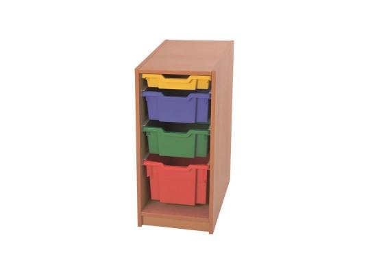 Skříňka - 4 boxy