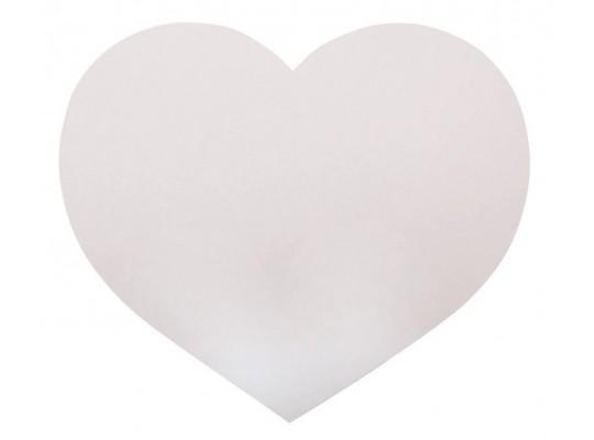 Srdce z lepenky