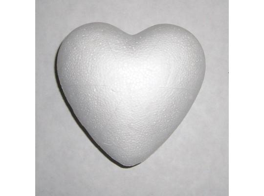 Polystyrenová srdíčka                                                                                                                                                                                                                               (20ks)