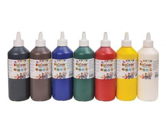 Barva Biocolor 500 ml hnědá