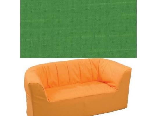 Dvojkřeslo Ramon - tmavě zelená