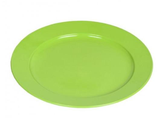 Nádobí Valon talíř mělký-zelený