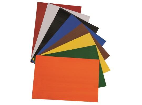 Papír lepicí barevný