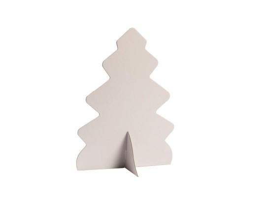 Strom z lepenky-Vánoce